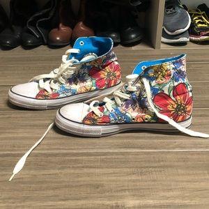 Airwalk Hightop Sneakers